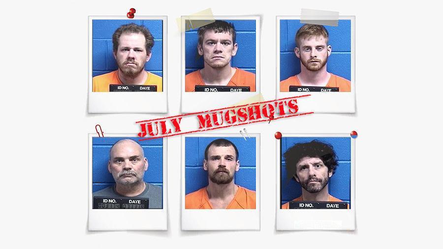 July mugshots | Local | missoulian com