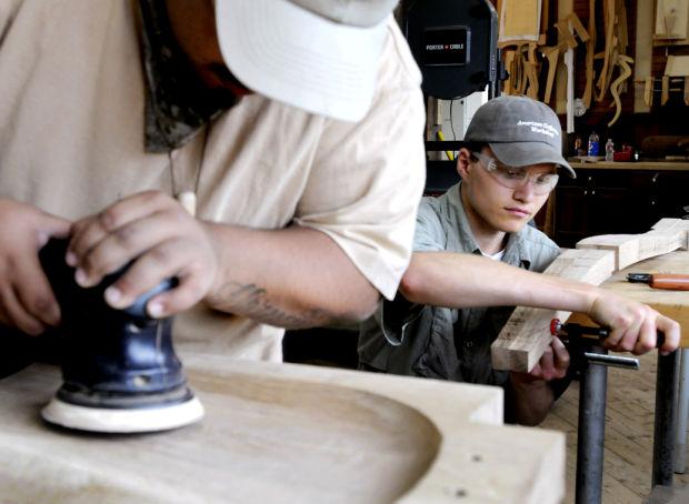 Stevensville Woodworking School Gives Disadvantaged Kids A