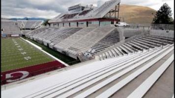 washington grizzly stadium seating chart: Swanky addition washington grizzly stadium expansion caters to