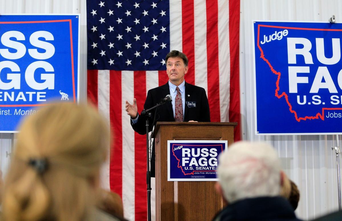 Fagg enters Senate race