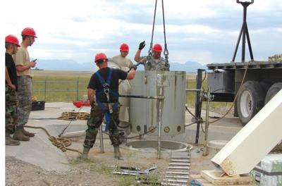 Northern Montana missile sites flotsam goes into recycling | State