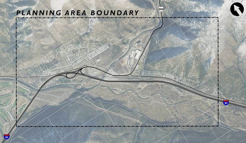 bonner sewer planning area boundary