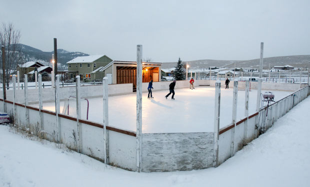 Backyard Ice: Homemade Skating Rinks Pop Up Around Missoula | Outdoors |  Missoulian.com
