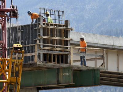 I-90 Bridge Art
