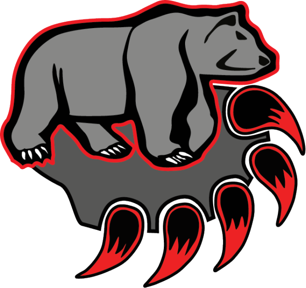 Missoula Bruins HS hockey logo