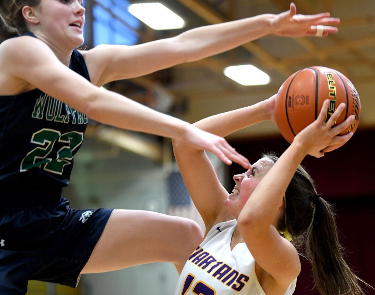 Sentinel vs. Glacier girls basketball 01