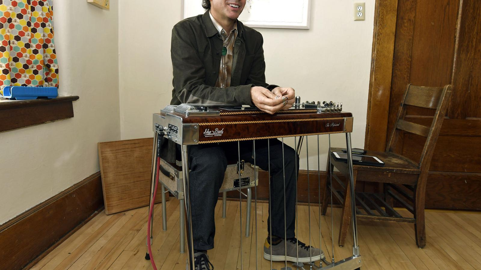 Monday's Montanan: Gibson Hartwell on the sound of the pedal steel