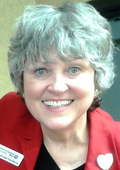 Susan Hay Patrick