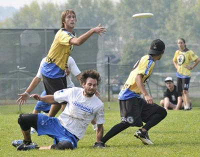 flycoons spiked in ultimate frisbee final other area sports