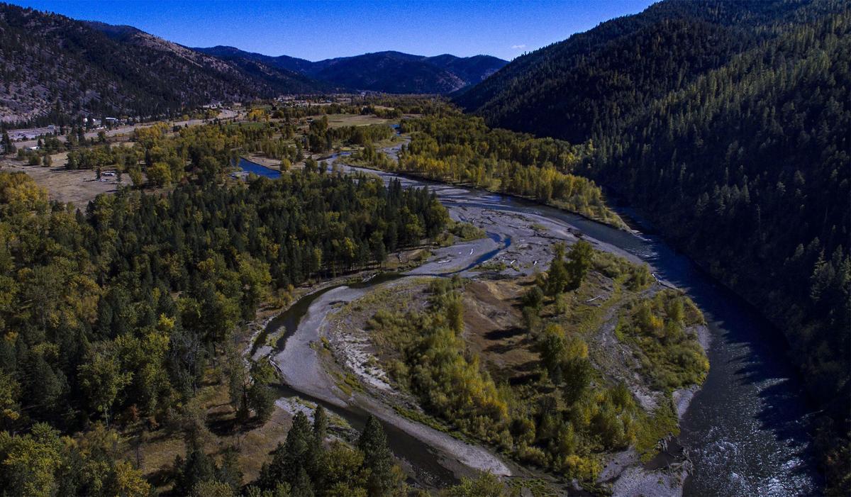 Three Rivers Clark Fork