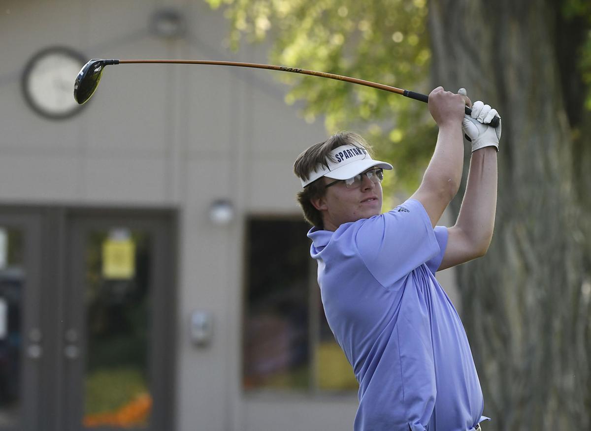 AA State Golf Tournament