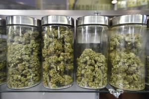 Second ballot initiative to legalize marijuana filed with state