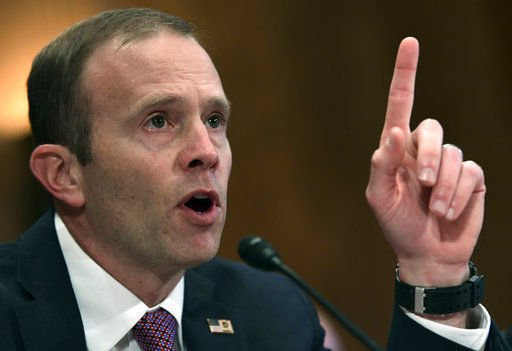 FEMA chief says agency didn't approve Whitefish contract