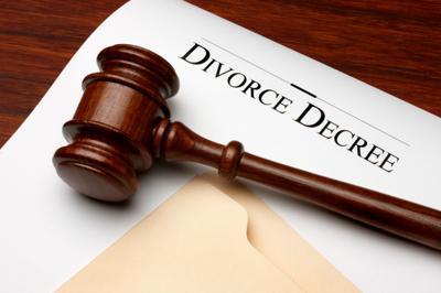 divorce stockimage