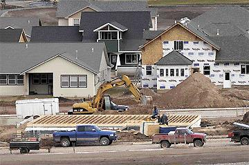 Construction junction: Real estate market is still strong but slowing