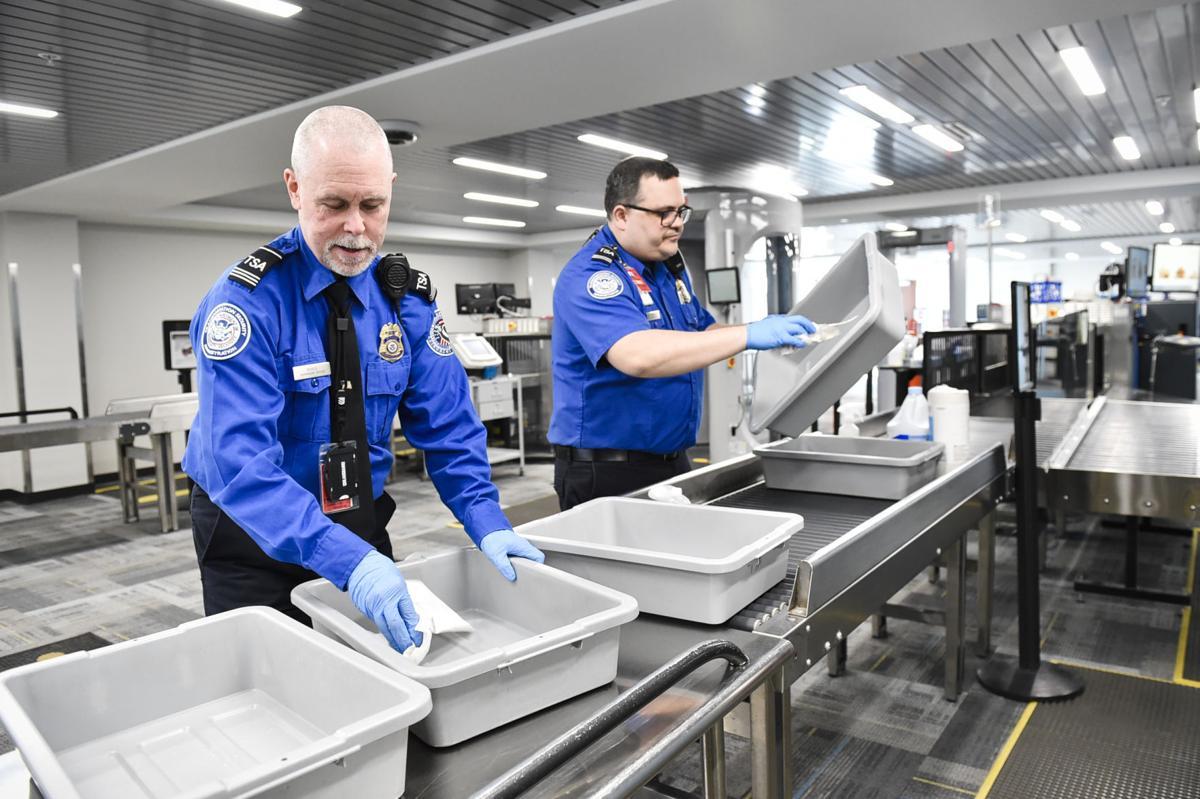 TSA employees
