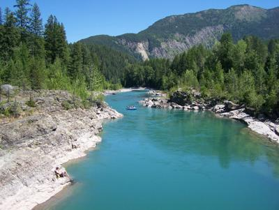Middle Fork Flathead