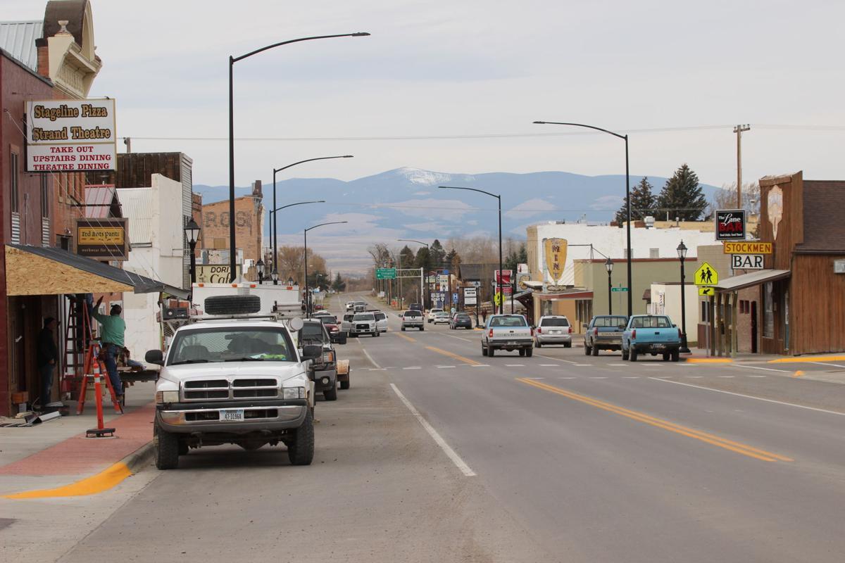 Main Street White Sulphur