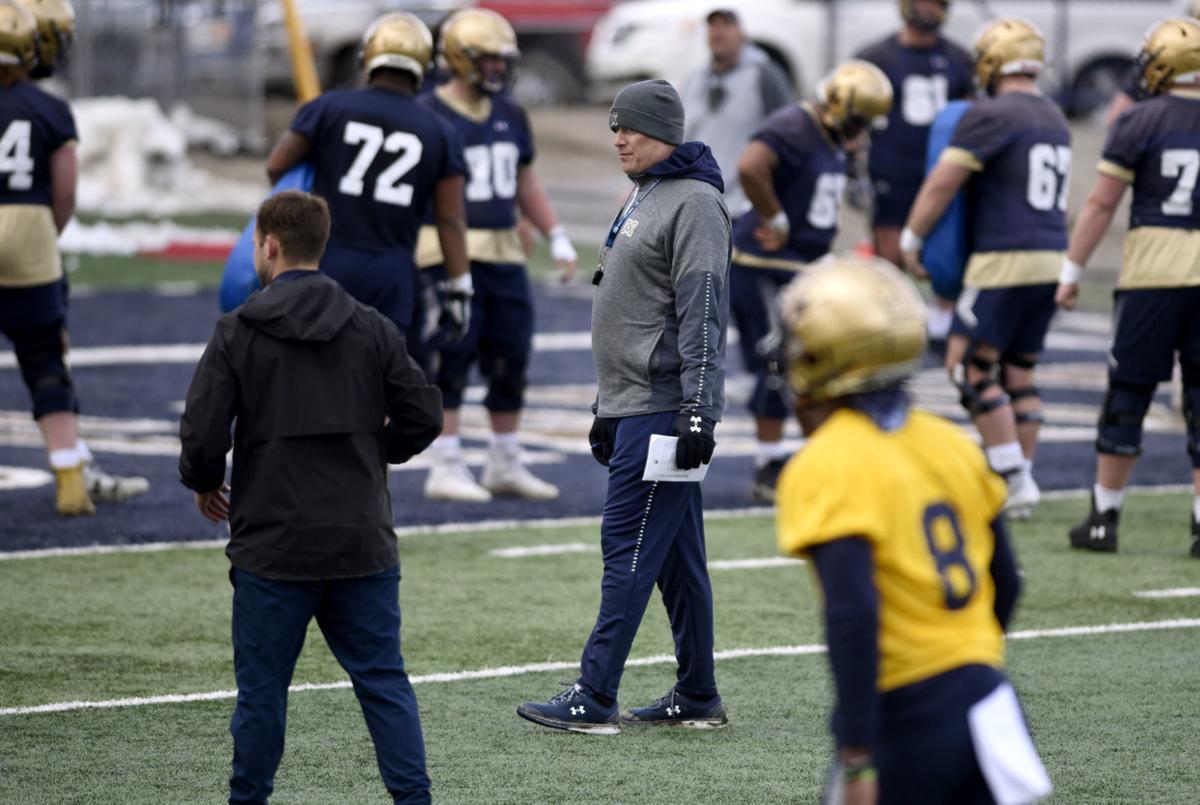 MSU Spring Football Practice (copy)
