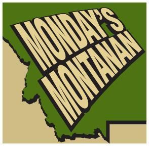 Monday's Montanan logo