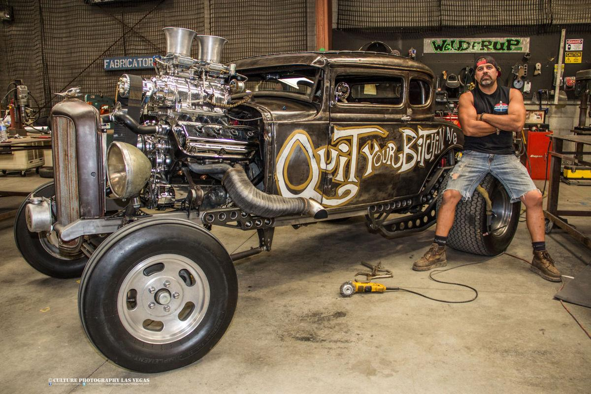 Auto Sale Shops Near Me: Billings Grad Builds Hot Rods And Career In Reality TV