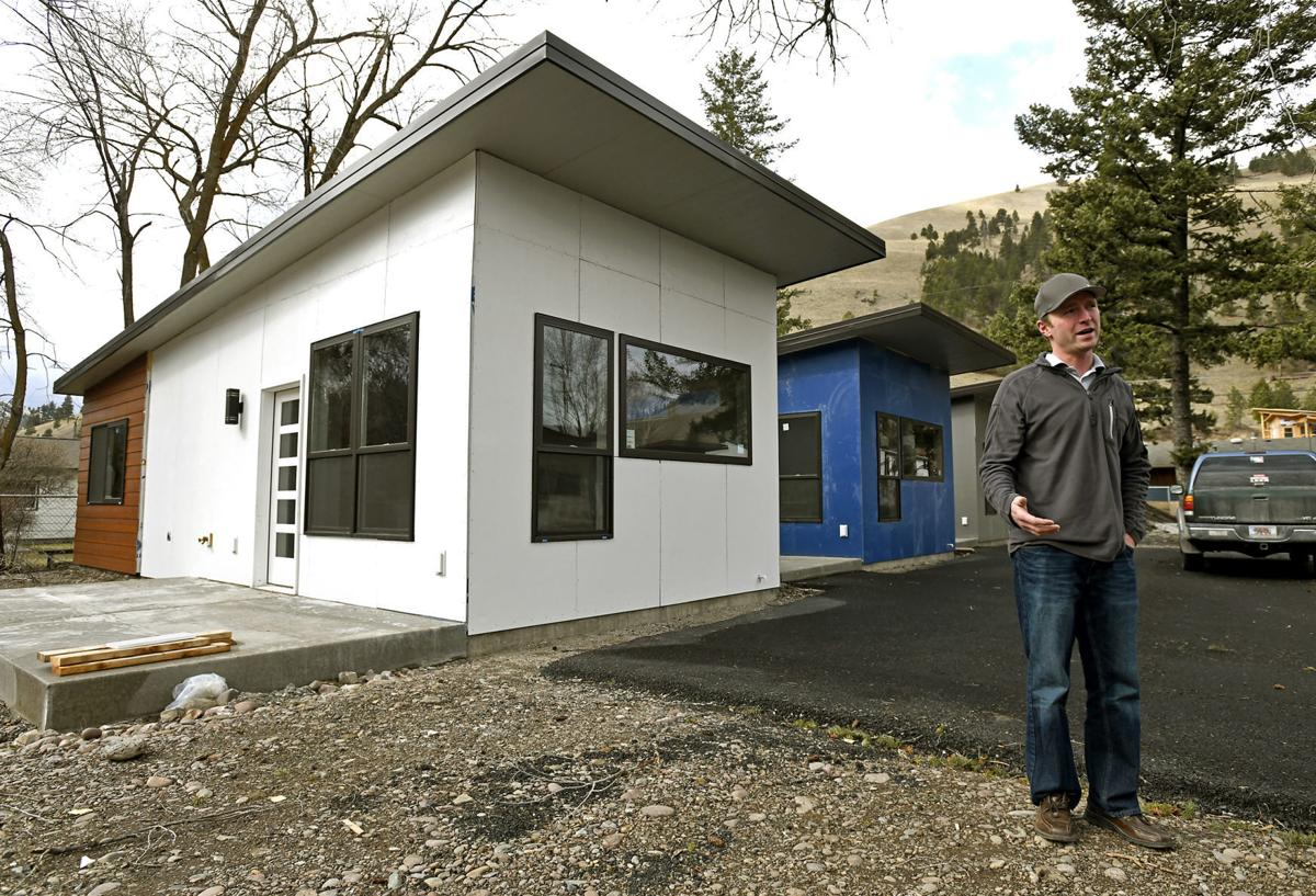 Developer Of Tiny Home Community In East Missoula