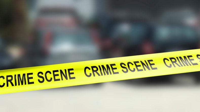 violent offender stockimage