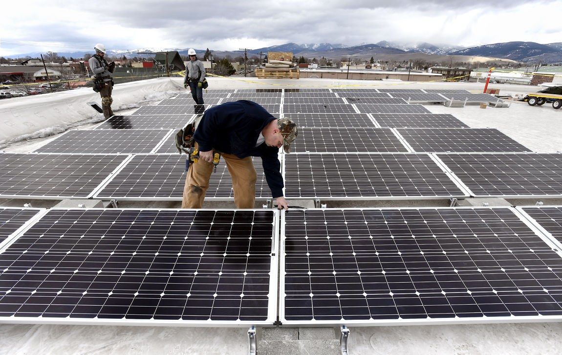 Charge Campaign Pushes Renewable Energy In Montana