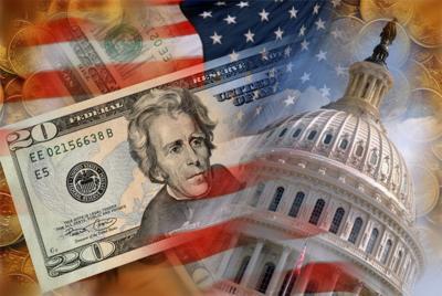 Money in politics stockimage (IR Copy)