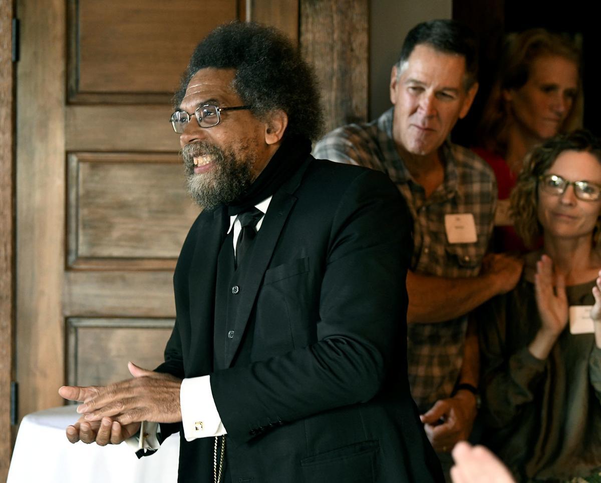 Cornel West 2