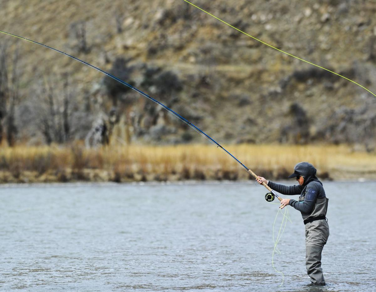 Fly Fishing - Madison River