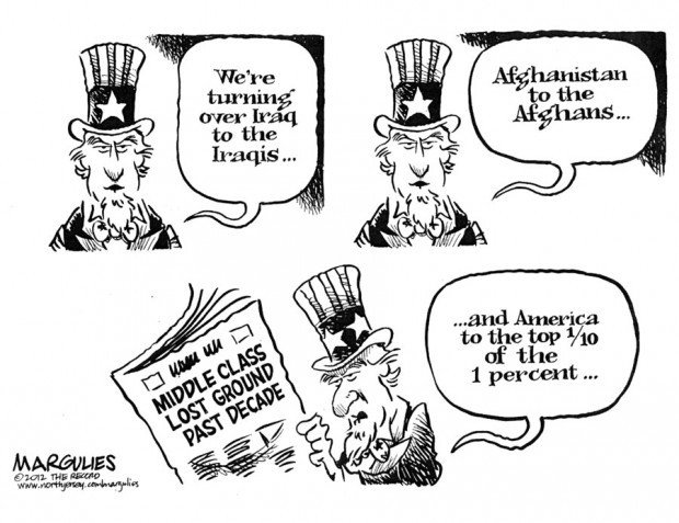 Cartoon Middle Class Cartoons Missoulian Com