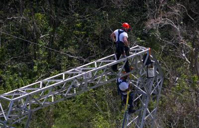 Whitefish Energy in Puerto Rico