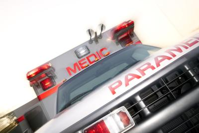 ambulance emergency medic stockimage