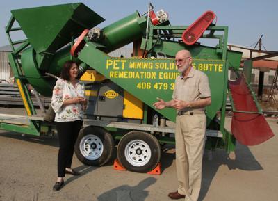 PET Mining Solutions
