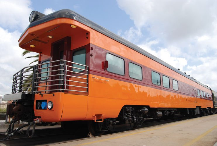 Buy Private Railroad Cars