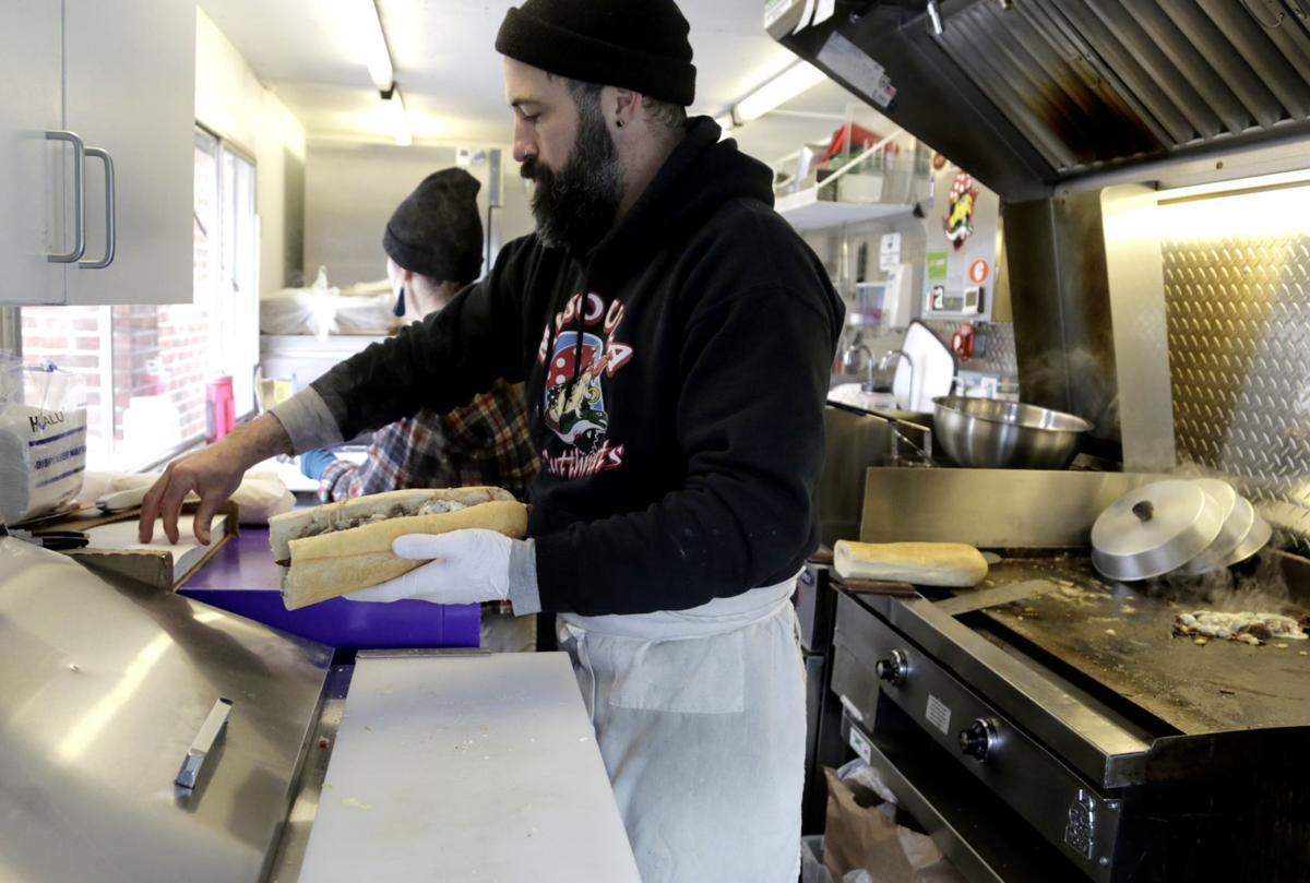 Sonny's Original food truck