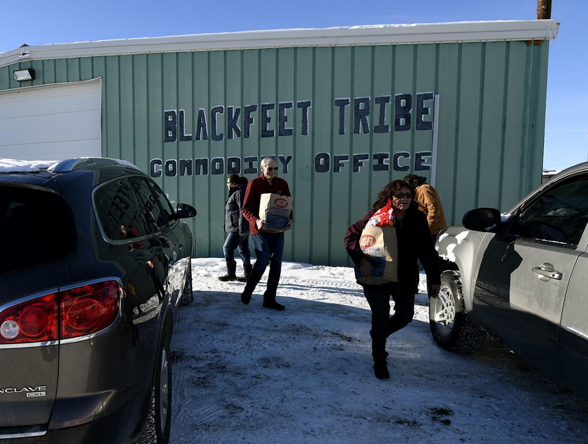 Blackfeet Furloughed Food 2