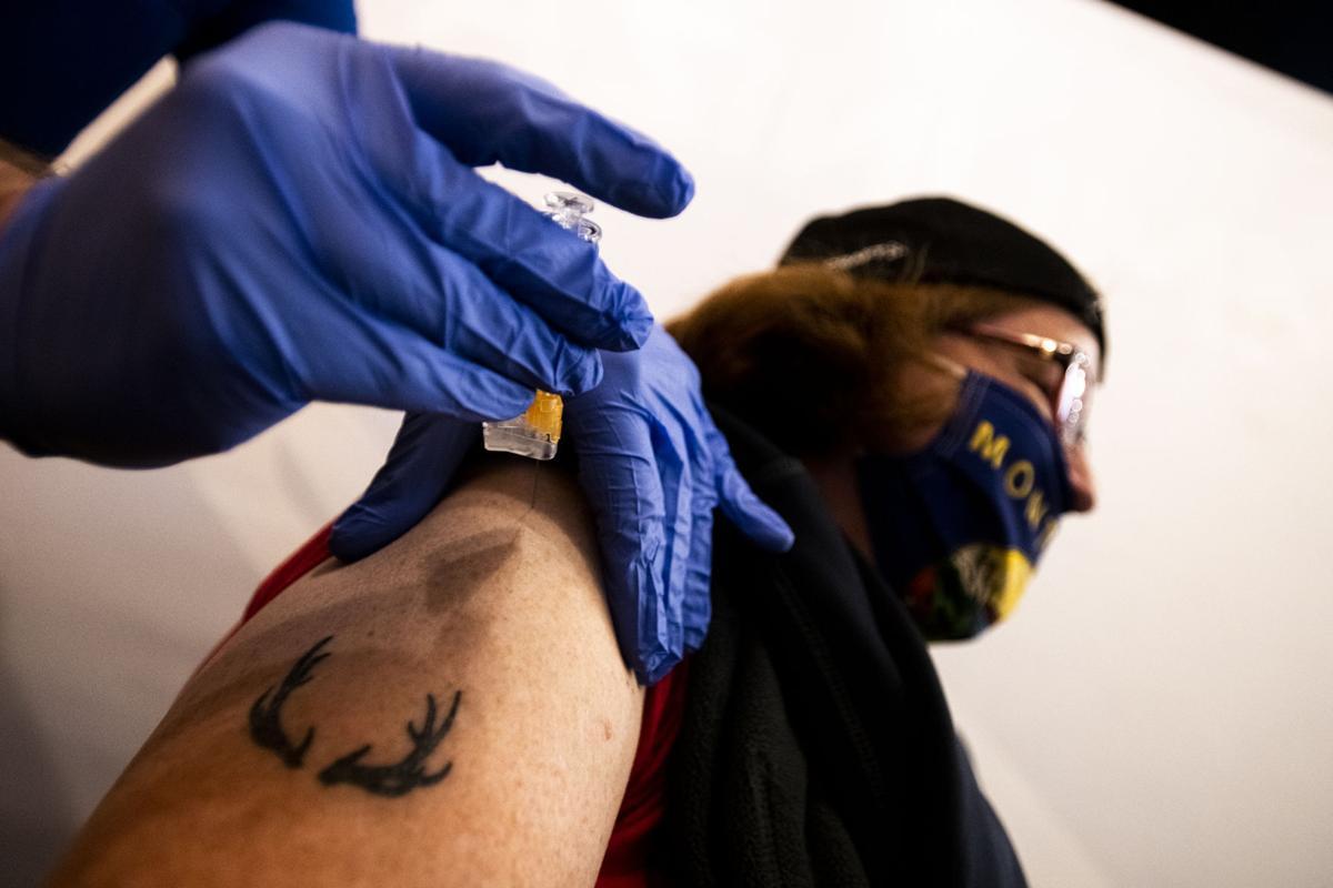 Cranky Sam flu vaccine