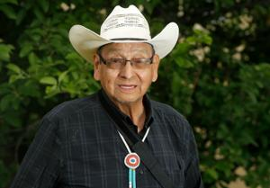 Crow storyteller awarded with National Endowment for the Arts