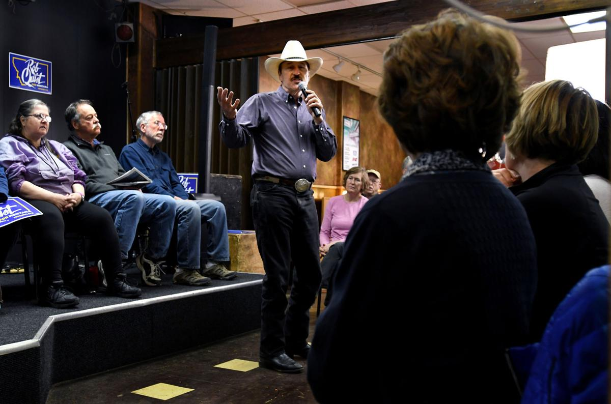 Quist verbally jabs at GOP opponent in health care town hall in – Missoulian Birth Announcements