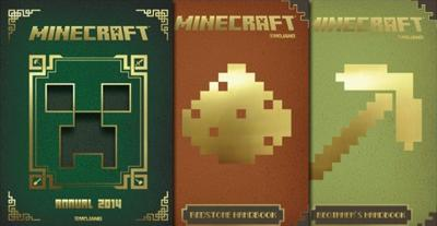 Guide to Minecraft – a publishing sensation | Books and