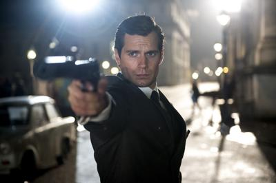 """""""The Man from U.N.C.L.E."""""""