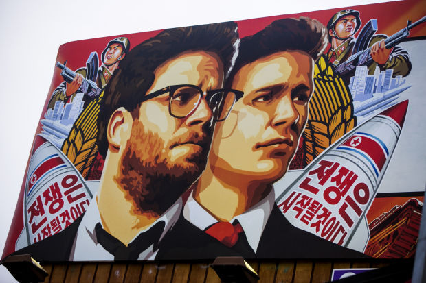 Sony Hack Theaters