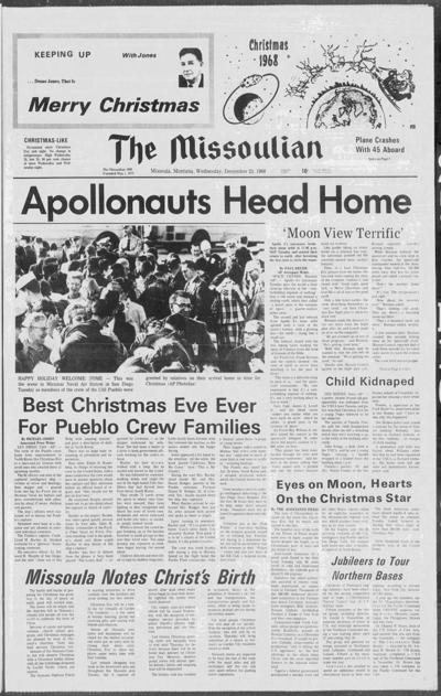 Missoulian, Dec. 25, 1968