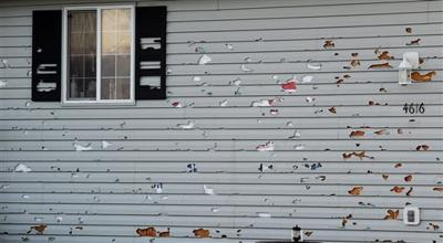 Hailstorm damages homes, trees in Billings | State