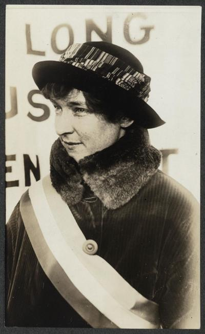 Montana woman fought on the front lines for women's suffrage
