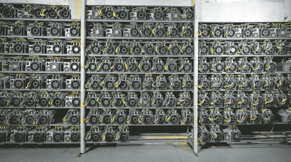 not your average cryptocurrency miner