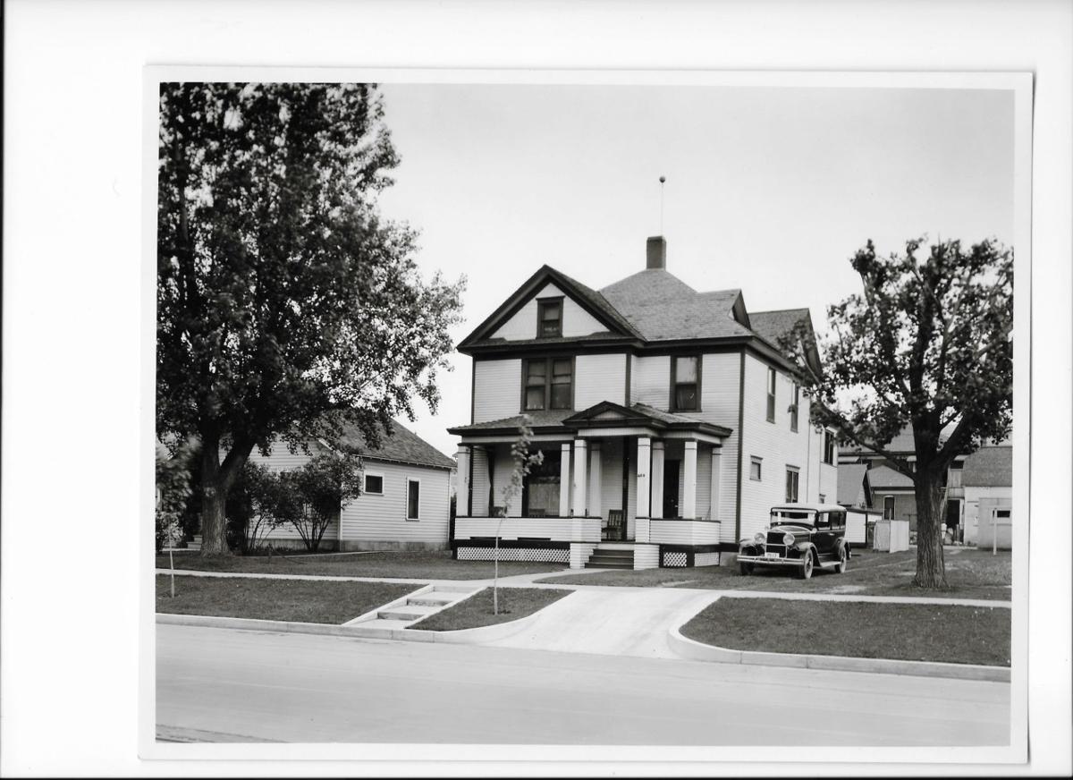 1890 Missoula Mansions