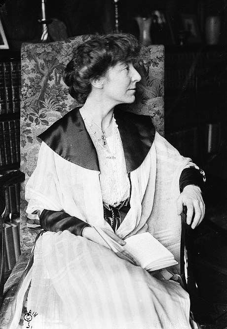 Jeannette Rankin — Congresswoman (copy)